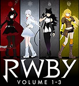 RWBY VOLUME 1-3 BEST VOCAL ALBUM
