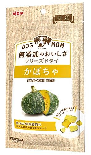 DoGMoM 無添加のおいしさ フリーズドライ かぼちゃ 8g
