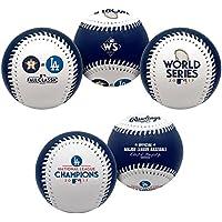 2017年ワールドシリーズLos Angeles Dodgers Rawlings野球コレクション