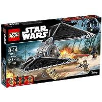 Star Wars(スターウォーズ) LEGO Star Wars? TIE Striker? 75154 おもちゃ One Size【並行輸入】