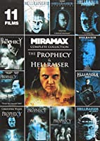 Prophecy & Hellraiser Complete Miramax Collection [DVD]