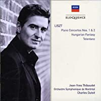 Liszt: Pno Ctos No 1 & 2 / Hungarian Fantasy