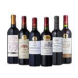 全てメダル受賞 フランスボルドー産 赤ワイン 6本セット 辛口 750ml