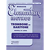 Rubank Elementary Method - Trombone or Baritone: 39
