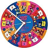 ディズニー ノスタルジカ フラッグ ウォールクロック ゲームボード03 APDS3637N