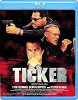 TICKER 沈黙のテロリスト [Blu-ray]