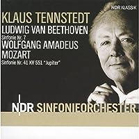 """Beethoven: Symphony No.7, Mozart: No.41 """"Jupiter"""""""