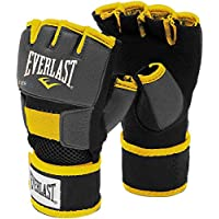 エバーラストEvergel Boxing Hand Wrapsイエロー/グレーXL