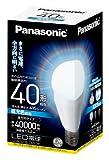 Panasonic LED電球 EVERLEDS 一般電球タイプ 全方向タイプ 6.6W  (昼光色相当) E26口金 電球40W形相当 485 lm LDA7DGZ40W