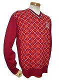 (ヒールクリーク) Heal Creek メンズセーター(001-13210) -50 (68)RED