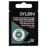 DYLON マルチ (衣類・繊維用染料) 5g col.26 ジャングルグリーン [日本正規品]