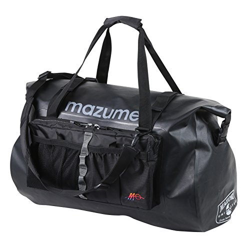 MAZUME(マズメ) ウォータープルーフダッフルバッグ II MZBK-322-01 ブラック 52ℓ