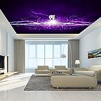 Wapel テーマ壁紙、壁画、ヨーロッパスタイルの 3D 立体映像天井、リビングルームの背景 350 X 245 cm