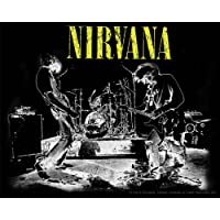 Licences Products Nirvana Live Sticker