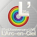 25th L'Anniversary LIVE(通常仕様)/