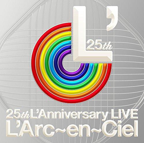 [画像:25th L'Anniversary LIVE(通常仕様)]