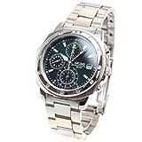 [セイコーimport][正規品]SEIKO 腕時計メンズ 海外モデル SND411PC グリーン [逆輸入品]