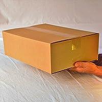 日本製無地80サイズダンボール箱 60枚セット 段ボール箱 80 通販用 雑貨用