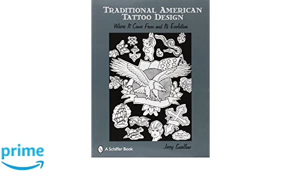 amazon traditional american tattoo design where it came from and