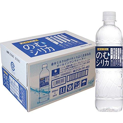 シリカ水のおすすめ人気ランキング20選【ダイエットにも健康にも】のサムネイル画像