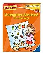 Kindergarten-Raetselspass fuer unterwegs
