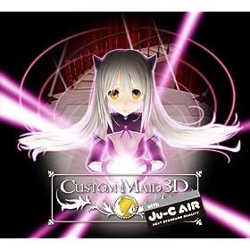 カスタムメイド3D WITH JU-C AIRパック