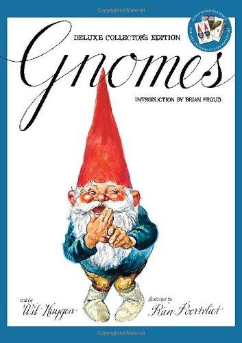 Gnomes Deluxe Collector's Edition [ハードカバー] / Wil Huygen (著); Rien Poortvliet (イラスト); Brian Froud (序論); Harry N. Abrams (刊)
