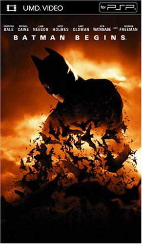 バットマン ビギンズ [UMD]の詳細を見る
