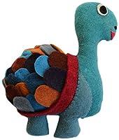 Felted Friends Turtle Plush [並行輸入品]