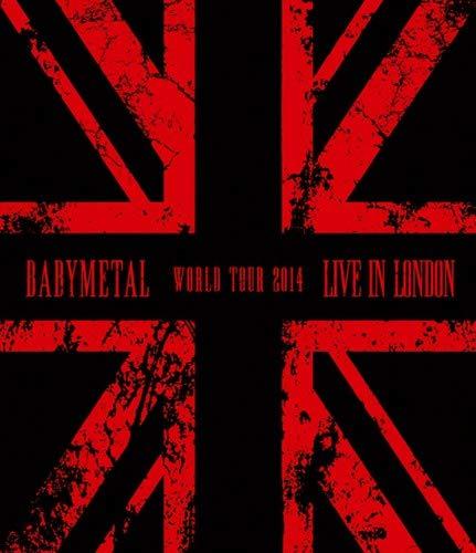[画像:LIVE IN LONDON -BABYMETAL WORLD TOUR 2014- [DVD]]