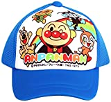 アンパンマン 帽子 サイズ:53cm カラー:ブルー