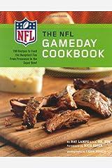 NFL Gameday Cookbook Paperback