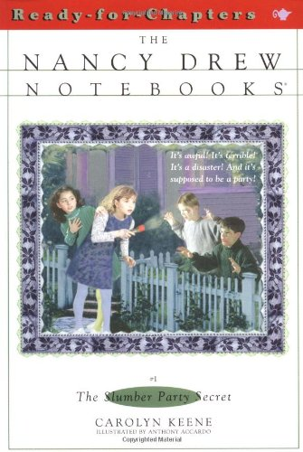 The Slumber Party Secret (Nancy Drew Notebooks #1)の詳細を見る