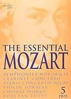The Essential Mozart 5DVD