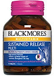 Blackmores Sustained Release Multi + Antoxidants (75 Tablets)