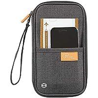 P.travel RFID Passport Wallet Travel Document Organizer