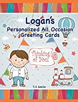 Logan's Personalized All Occasion Greeting Cards