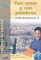 Con amor y con palabras (México) Book + CD (Hispanoamerica)