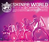 SHINee THE FIRST JAPAN ARENA TOU...[Blu-ray/ブルーレイ]