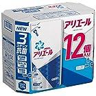 【急げ!】アリエール 洗濯洗剤 液体 イオンパワージェル 詰め替え ケース販売用 720gx12が激安特価!