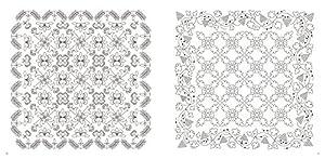 デコラ DECORATIVE PATTERNS 世界装飾文様ぬりえブック
