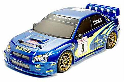 1/10 電動ラジオコントロールカー シリーズ インプレッサWRC2003(TB-02)