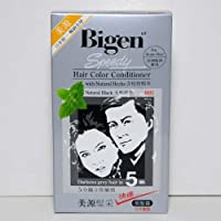 Natural Black 881 - Bigen Speedy Hair Color Conditioner [並行輸入品]