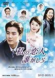 私の恋人、誰かしら DVD-BOX 1[DVD]