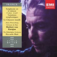 Franck;Symphony in D Minor
