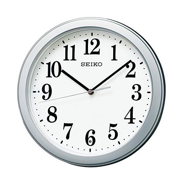 セイコークロック 電波掛時計 コンパクトサイズ...の紹介画像6