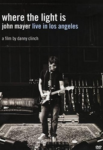 WHERE THE LIGHT IS: JOHN - MAY [DVD] [Import]
