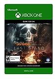 ディビジョン Expansion 3 : Last Stand|オンラインコード版 - XboxOne