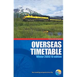 Thomas Cook Overseas Timetable: Winter 2009/10