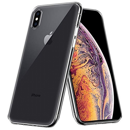 iPhone XS Max ケース TopACE クリア ス...